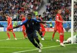 بازی فرانسه برابر بلژیک,اخبار فوتبال,خبرهای فوتبال,جام جهانی
