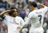 رونالدو و مارسلو,اخبار فوتبال,خبرهای فوتبال,اخبار فوتبال جهان