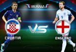 دیدار تیم ملی انگلیس و کرواسی,اخبار فوتبال,خبرهای فوتبال,جام جهانی