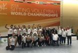 تیم ملی والیبال نشسته ایران,اخبار ورزشی,خبرهای ورزشی,والیبال و بسکتبال