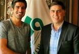 محمد رضا حسینی,اخبار فوتبال,خبرهای فوتبال,نقل و انتقالات فوتبال
