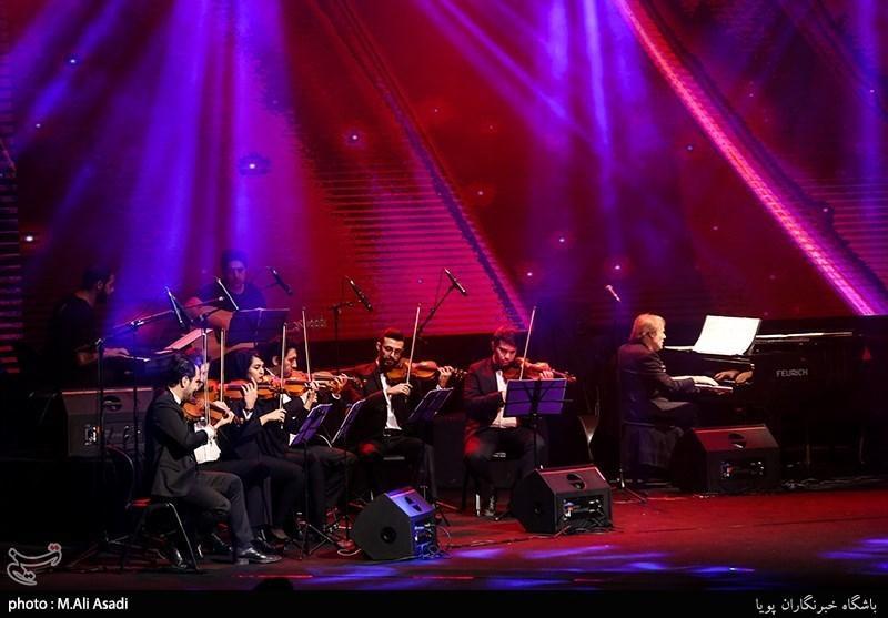 عکس کنسرت ریچارد کلایدرمن,تصاویرکنسرت ریچارد کلایدرمن,عکس کنسرت