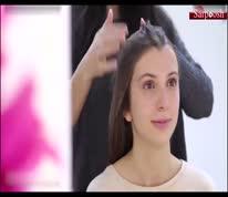 ویدئو/آموزش انواع مختلفی از بافت مو