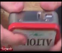 ویدئو/آموزش ساخت پاور بانک در خانه