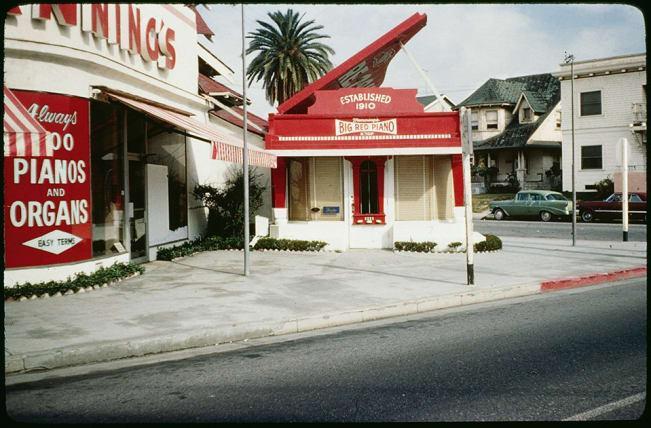 تصاویرعجیبترین ساختمانها,تصاویرعجیبترین ساختمانهای کالیفرنیا,تصاویر ساختمان