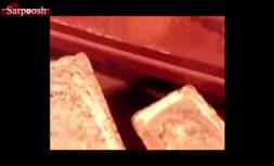 ویدئو/مراحل تولید و استخراج طلا