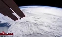 فیلم شگفتانگیز «زمین» از منظر فضا