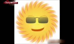 ویدئو/از آفتاب سوختگی و عوارض آن