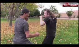 ویدئو/آموزش دفاع شخصی