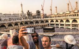 تصاویر مناسک حج,تصاویر زائرین خانه خدا,تصاویرمراسم حج