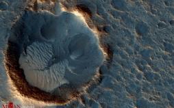 عکس مریخ,تصاویرمریخ,عکس سطح مریخ