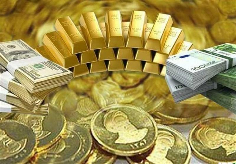 قیمت دلار و قیمت سکه (97/06/14),اخبار طلا و ارز,خبرهای طلا و ارز,طلا و ارز