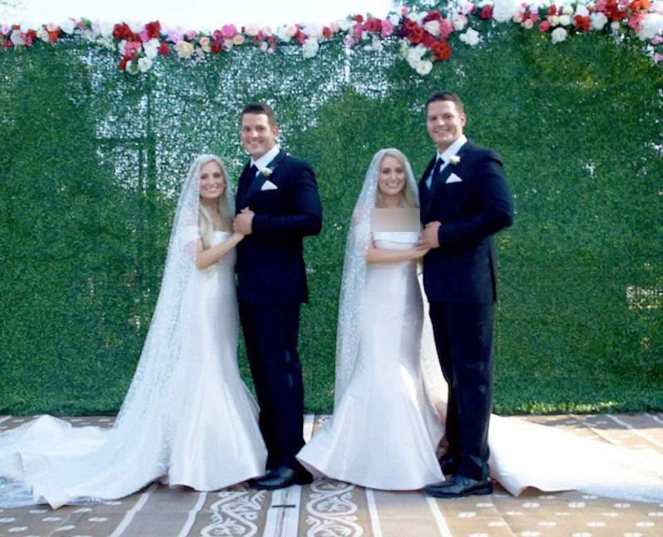 ازدواج دوقلوهای همسان,اخبار جالب,خبرهای جالب,خواندنی ها و دیدنی ها
