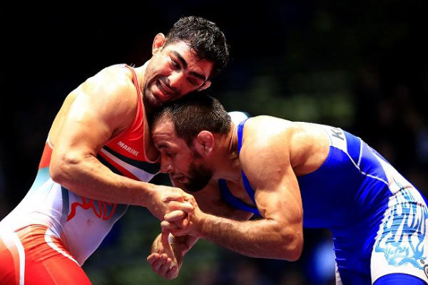 مصطفی حسین خانی,اخبار ورزشی,خبرهای ورزشی,کشتی و وزنه برداری