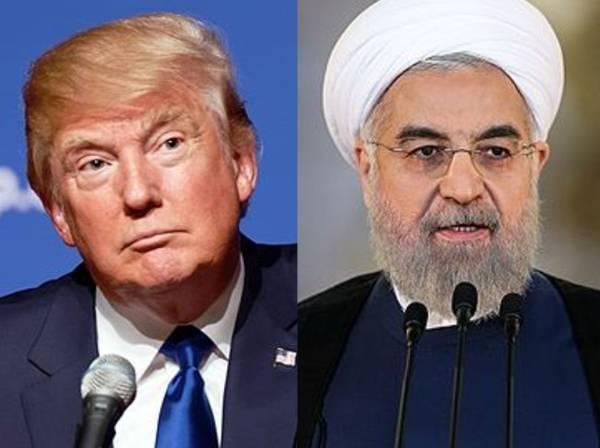 ترامپ و روحانی,اخبار سیاسی,خبرهای سیاسی,سیاست خارجی