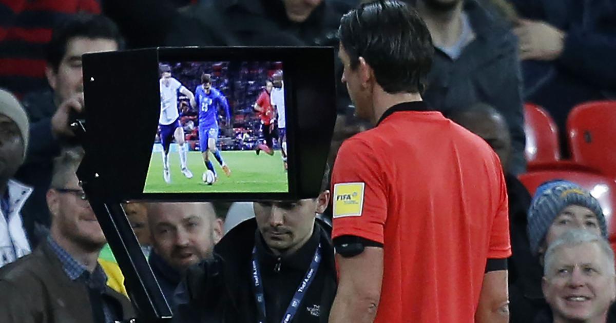 ویدئو چک در فوتبال,اخبار فوتبال,خبرهای فوتبال,اخبار فوتبال جهان