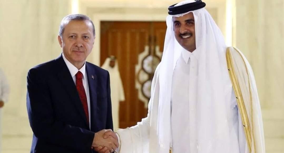 امیر قطر و اردوغان,اخبار اقتصادی,خبرهای اقتصادی,اقتصاد جهان