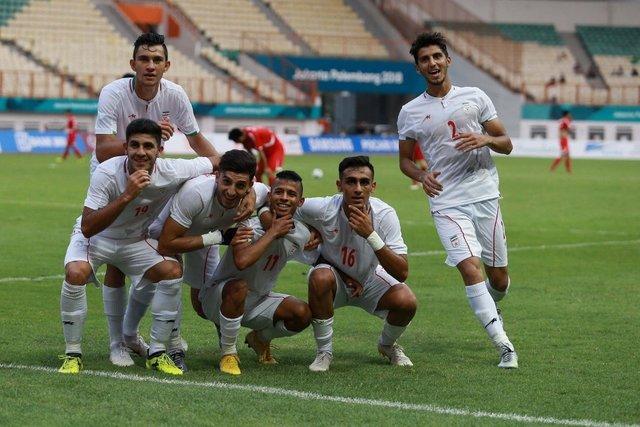 تیم ملی فوتبال امید,اخبار فوتبال,خبرهای فوتبال,فوتبال ملی