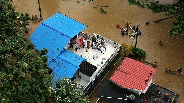سیل در هند,اخبار حوادث,خبرهای حوادث,حوادث طبیعی