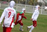 فوتبال دختران ایران,اخبار ورزشی,خبرهای ورزشی,ورزش بانوان