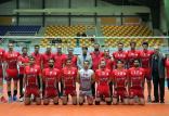 تیم والیبال شهرداری ارومیه,اخبار ورزشی,خبرهای ورزشی,والیبال و بسکتبال