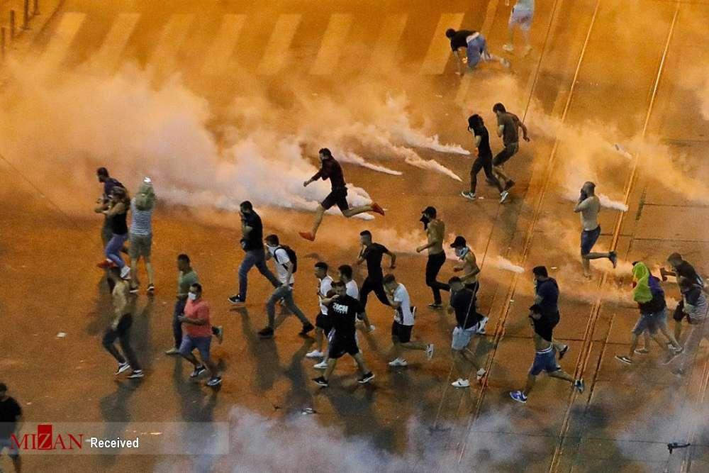 تصاویر تظاهرات در رومانی,عکسهای تظاهرات علیه دولت رومانی,عکس های تظاهرات ضد دولتی در رومانی