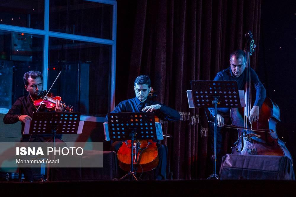 تصاویرکنسرت شهرام و حافظ ناظری,تصاویرکنسرت,تصاویر اجرای کنسرت