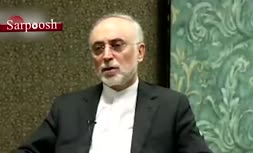 ویدئو/ جواب علی اکبر صالحی به کمپین فرزندت کجاست