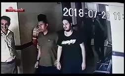 ویدئو/ لحظه بازداشت شهرام جزایری