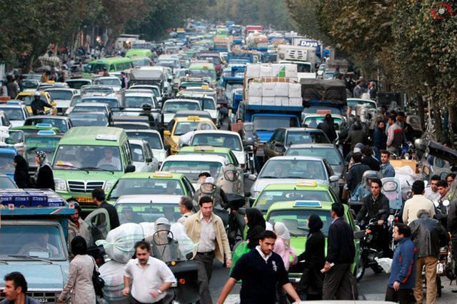 افزایش ترافیک,اخبار اجتماعی,خبرهای اجتماعی,شهر و روستا
