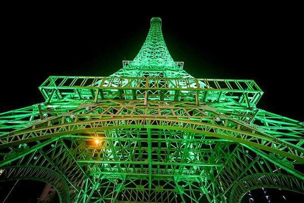 برج ایفل کیش,اخبار اجتماعی,خبرهای اجتماعی,محیط زیست