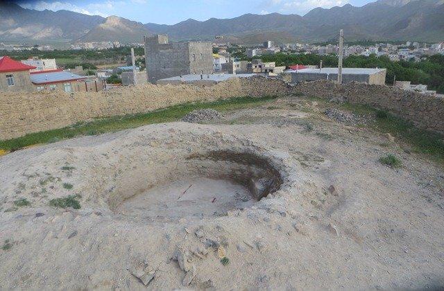 برج خاموشی قلعه خلچان,اخبار فرهنگی,خبرهای فرهنگی,میراث فرهنگی