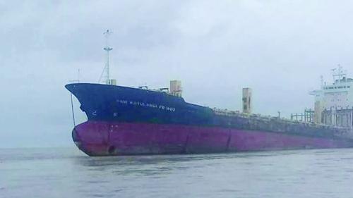 کشتی ارواح در ساحل میانمار,اخبار جالب,خبرهای جالب,خواندنی ها و دیدنی ها