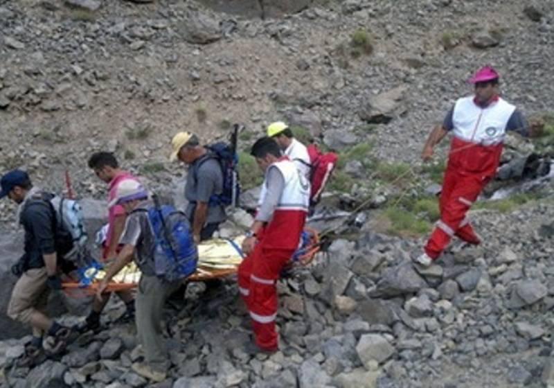 فوت دو کوهنورد در ارتفاعات البرز,اخبار حوادث,خبرهای حوادث,حوادث امروز