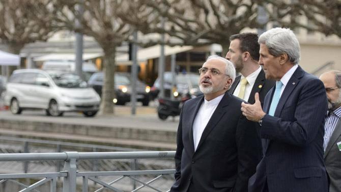 محمدجواد ظریف و جان کری,اخبار سیاسی,خبرهای سیاسی,سیاست خارجی
