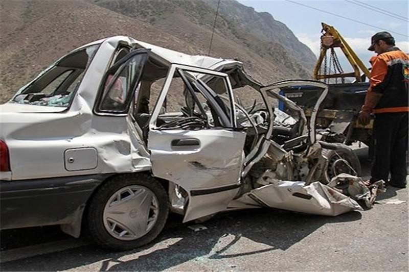 تصادف در زنجان,اخبار حوادث,خبرهای حوادث,حوادث