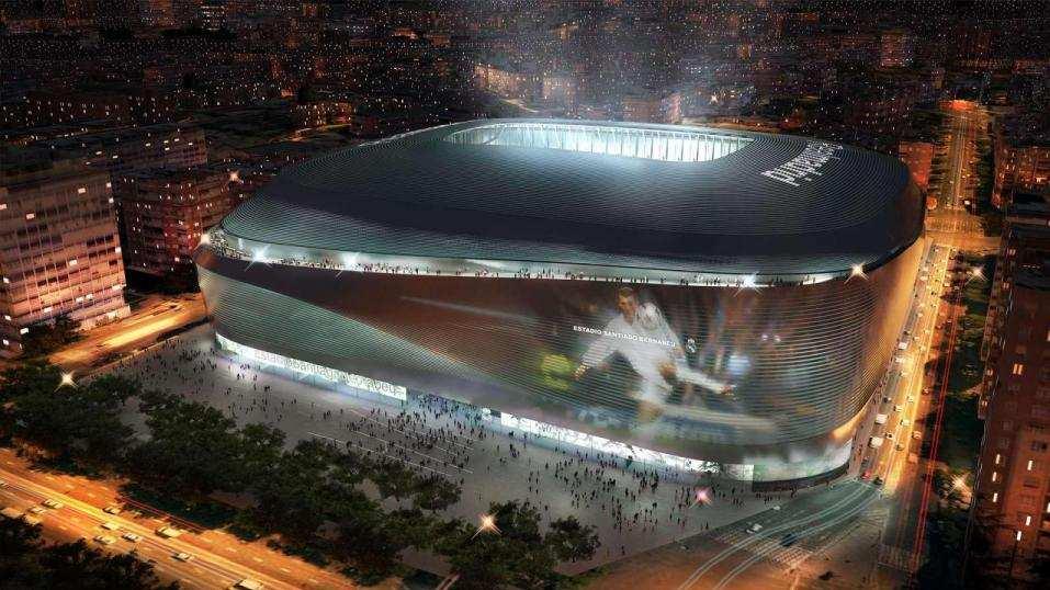 ورزشگاه سانتیاگو برنابئو,اخبار فوتبال,خبرهای فوتبال,اخبار فوتبال جهان
