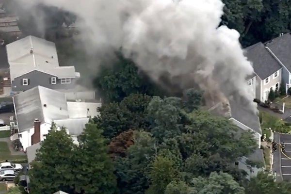 وقوع انفجار درایالت ماساچوست,اخبار حوادث,خبرهای حوادث,حوادث امروز