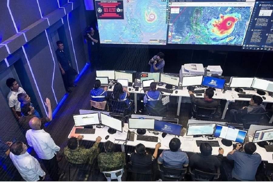 اداره هواشناسی فیلیپین,اخبار حوادث,خبرهای حوادث,حوادث طبیعی