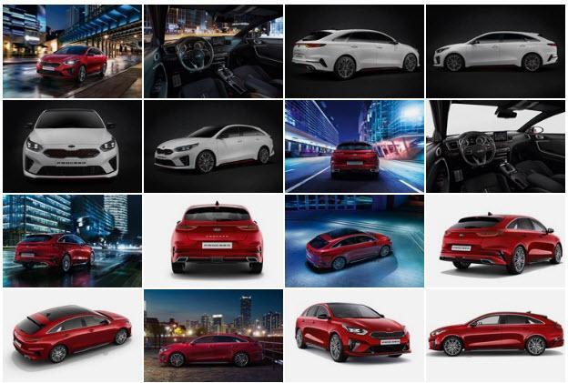 خودرو های کیا سید GT و پروسید شوتینگ بریک,اخبار خودرو,خبرهای خودرو,مقایسه خودرو