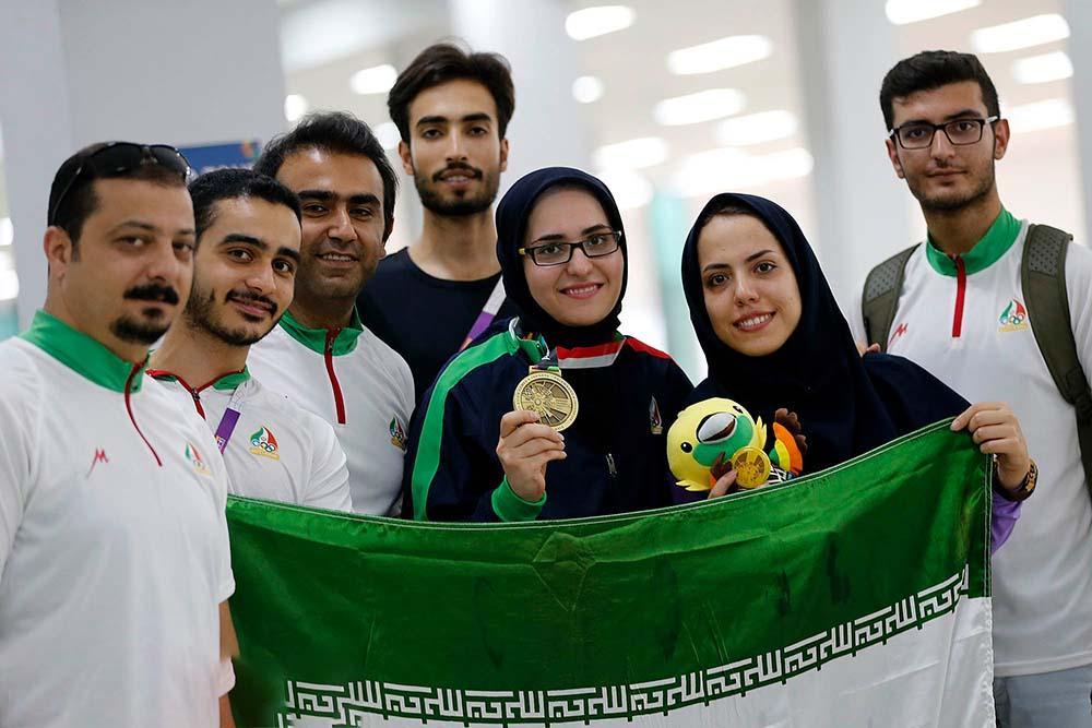 تیم ملی تیراندازی ایران,اخبار ورزشی,خبرهای ورزشی,ورزش