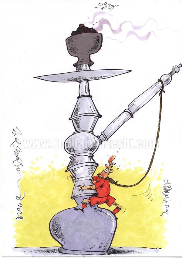 کارتون قلیون پرسپولیس,کاریکاتور,عکس کاریکاتور,کاریکاتور ورزشی