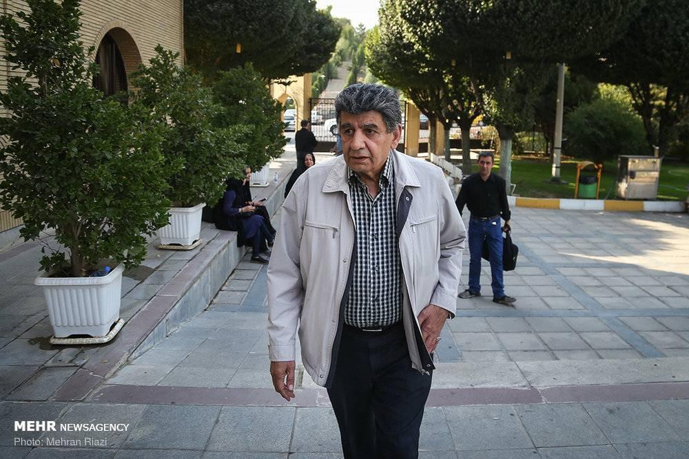 عکس مراسم یادبود حسین عرفانی,تصاویرمراسم یادبود حسین عرفانی,عکس مراسم یادبود دوبلور پیشکسوت