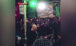 ویدئو/ مداحی محمد بحرانی (صداپیشه جناب خان) در هیئت خوزستانیهای مقیم پایتخت