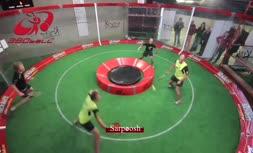 ویدئو/ ورزش جدید 360 ball