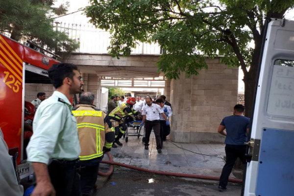 آتش سوزی,اخبار حوادث,خبرهای حوادث,حوادث امروز