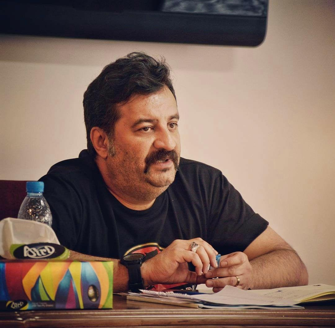 احضار مهراب قاسمخانی به دادگاه/ عکس