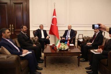 دیدار وزرای ایران و ترکیه,اخبار سیاسی,خبرهای سیاسی,سیاست خارجی