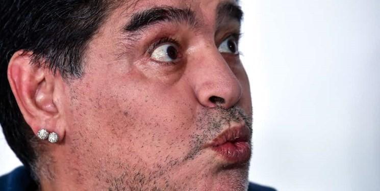 دیگو مارادونا,اخبار فوتبال,خبرهای فوتبال,اخبار فوتبال جهان