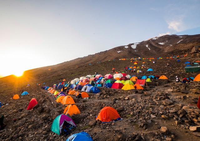 کوهنوردی در دماوند,اخبار اجتماعی,خبرهای اجتماعی,محیط زیست